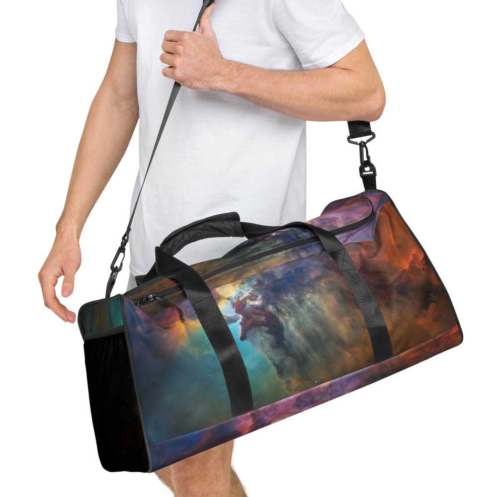 Lagoon Nebula Duffle Bag