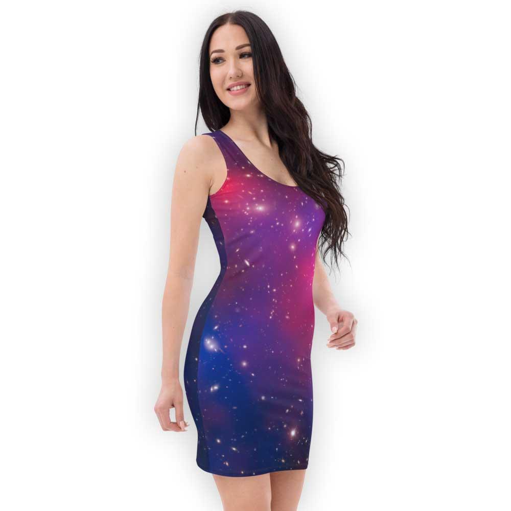 Pandora Cluster Sheath Dress